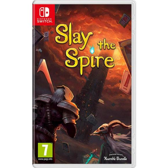 Switch mäng Slay The Spire