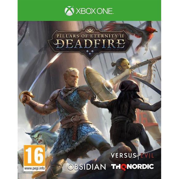 Xbox One mäng Pillars of Eternity II: Deadfire