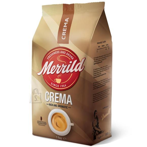 Merrild Kohviuba Merrild Crema 1 kg