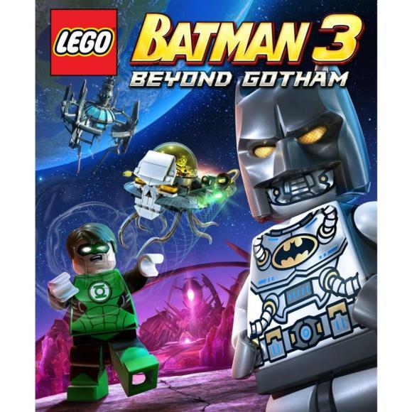 LEGO Playstation 4 mäng LEGO Batman 3: Beyond Gotham
