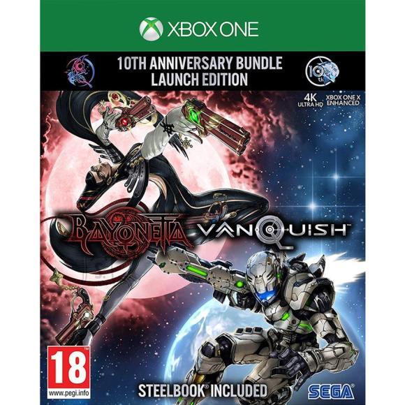 Sega Xbox One mäng Bayonetta & Vanquish 10th Anniversary Bundle