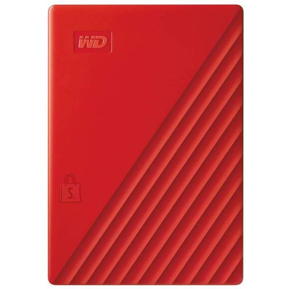 Western Digital Väline kõvaketas My Passport (4 TB)