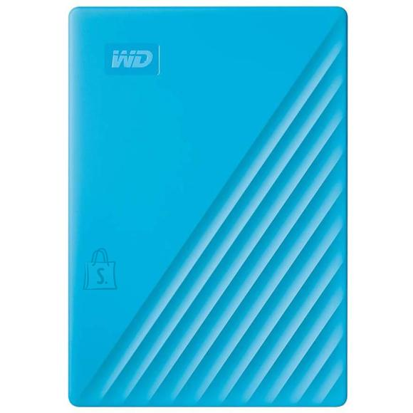 Western Digital Väline kõvaketas My Passport (4 TB)