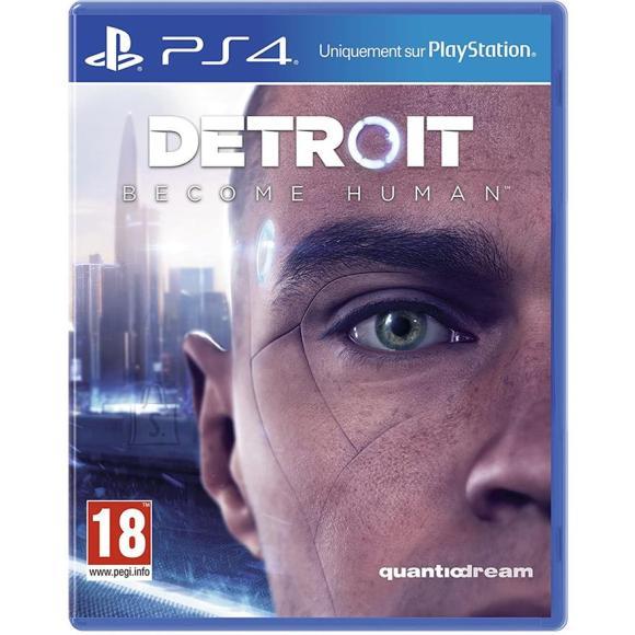 Arvutimäng Detroit: Become Human