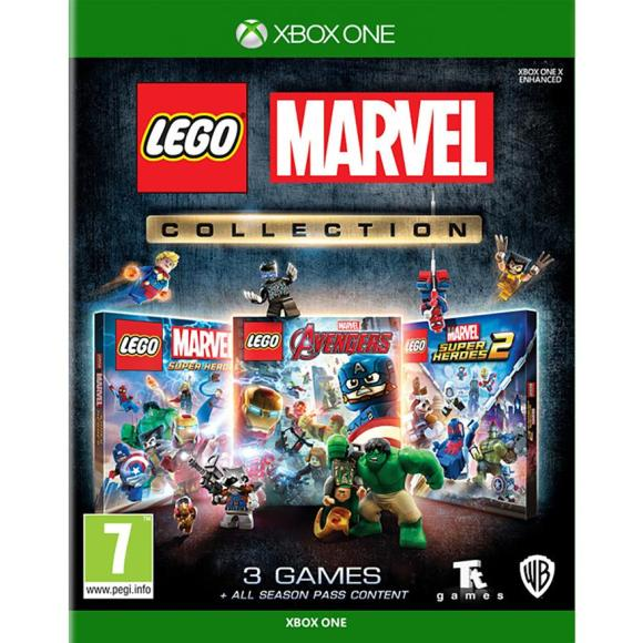 LEGO Xbox One mäng LEGO Marvel Collection