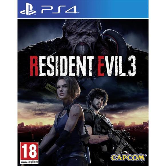 CapCom PS4 mäng Resident Evil 3