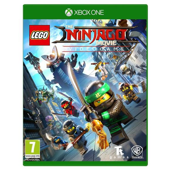 Xbox One mäng LEGO Ninjago Movie