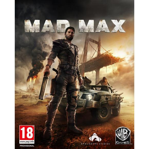 PS4 mäng Mad Max
