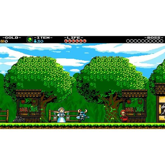 Xbox One mäng Shovel Knight: Treasure Trove
