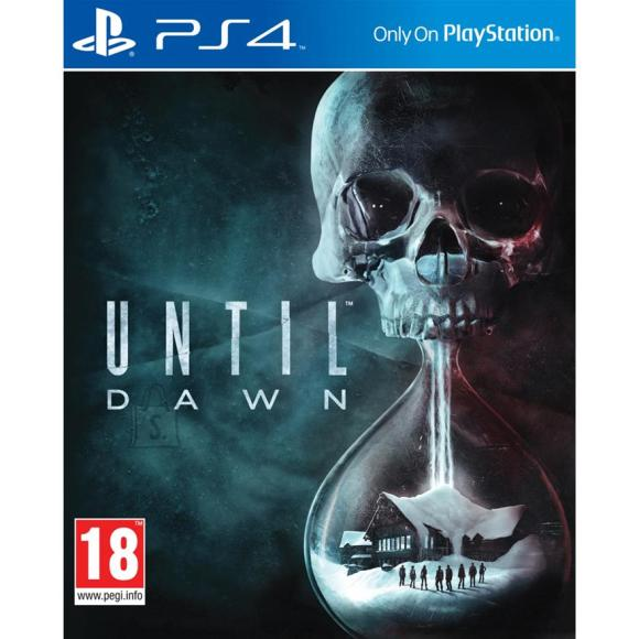 Sony PS4 mäng Until Dawn