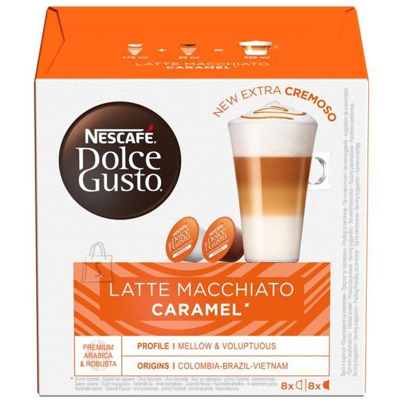 Kohvikapslid Nestle Caramel Latte Macchiato
