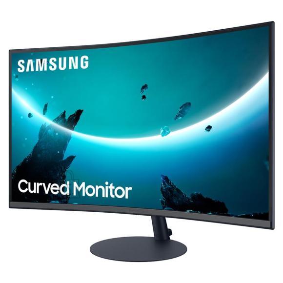 Samsung 27'' nõgus Full HD LED VA-monitor Samsung T55