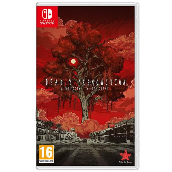 Nintendo Switch mäng Deadly Premonition 2: A Blessing in Disguise (eeltellimisel)