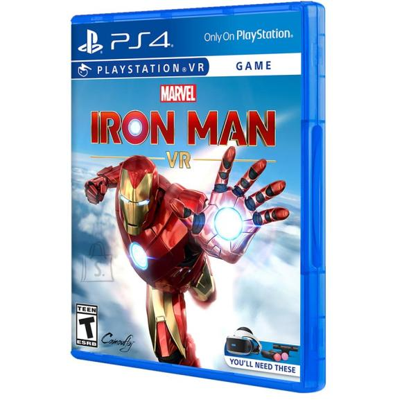 Sony PS4 VR mäng Iron Man