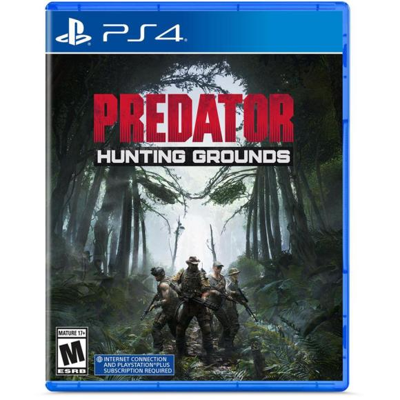 Sony PS4 mäng Predator: Hunting Grounds