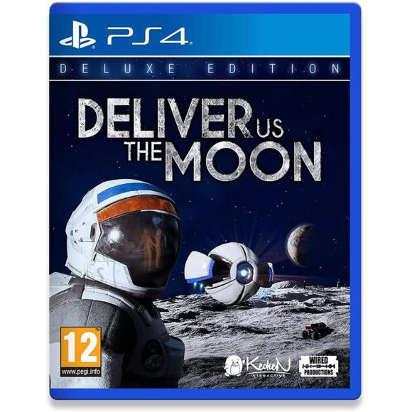 PS4 mäng Deliver Us The Moon: Deluxe Edition