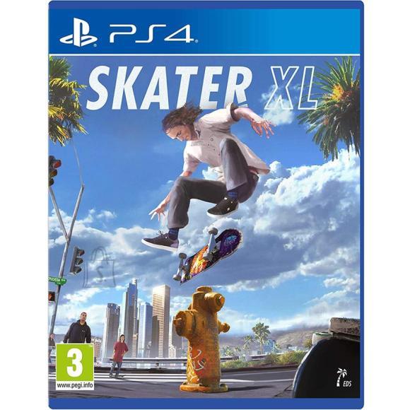 Microsoft PS4 mäng Skater XL