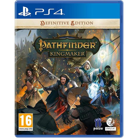 Deep Silver PS4 mäng Pathfinder: Kingmaker Definitive Edition