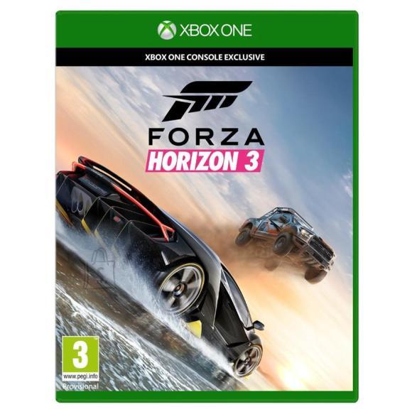 Microsoft Xbox One mäng Forza Horizon 3