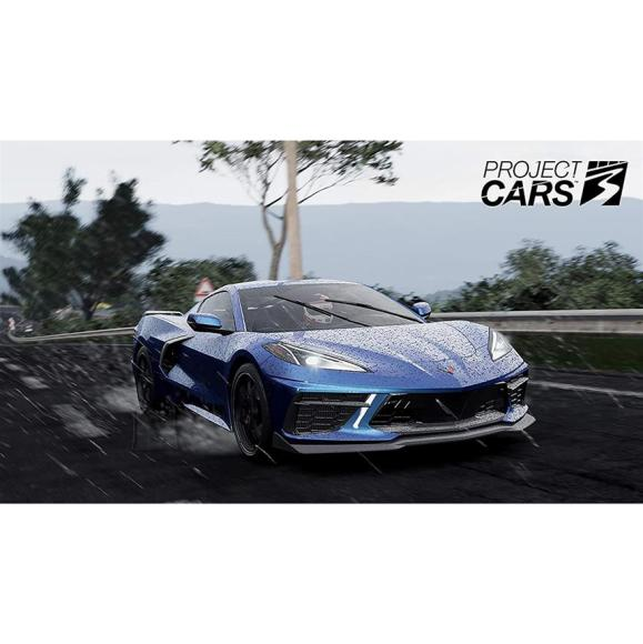 Xbox One mäng Project CARS 3