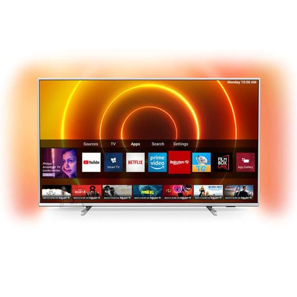 Philips 75'' Ultra HD LED LCD-teler Philips