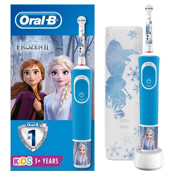 Braun Elektriline hambahari Braun Oral-B Frozen + vutlar