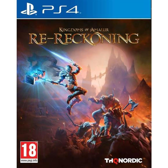 THQ PS4 mäng Kingdoms of Amalur: Re-Reckoning