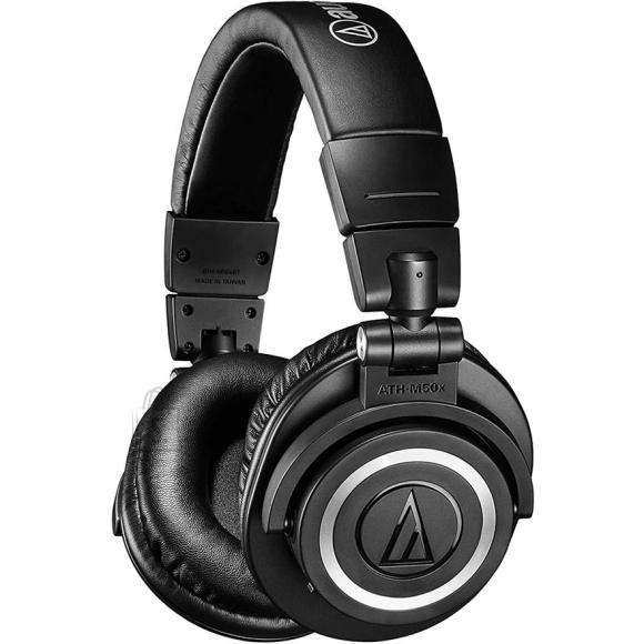 Juhtmevabad kõrvaklapid Audio Technica H50X