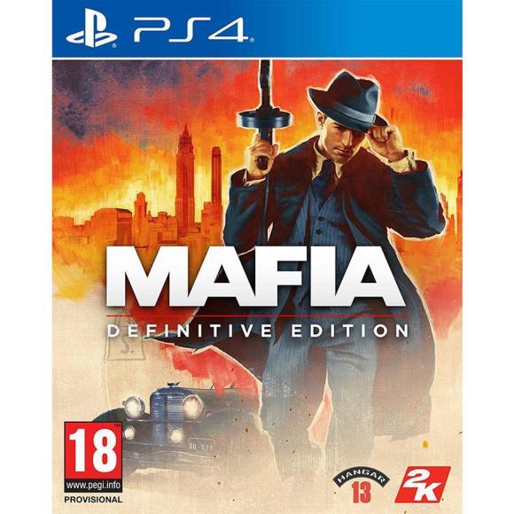 2K Games PS4 mäng Mafia: Definitive Edition