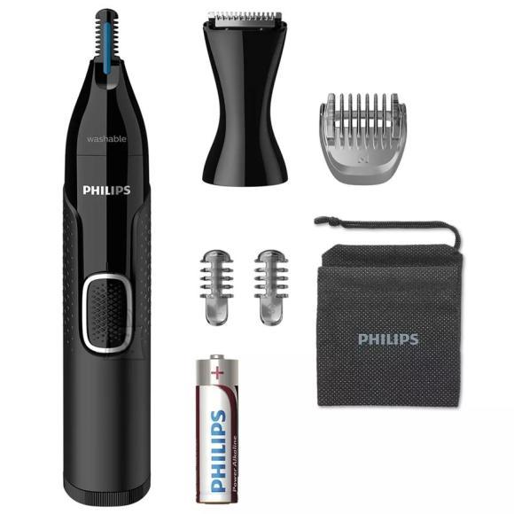 Philips Nina-, kõrva- ja kulmukarvade täppispiirel Philips