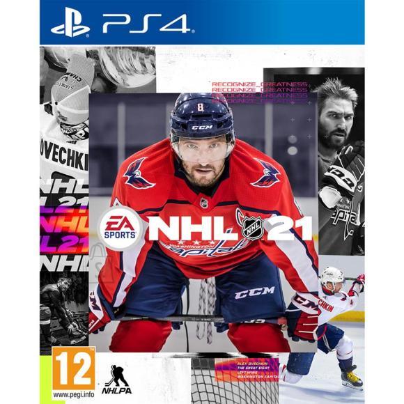 PS4 mäng NHL 21