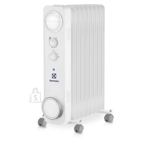 Electrolux Radiaator õli 9 ribi, Electrolux, valge