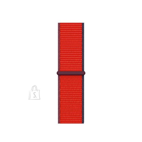 Apple Vahetusrihm Apple Watch (PRODUCT)RED Sport Loop 40mm