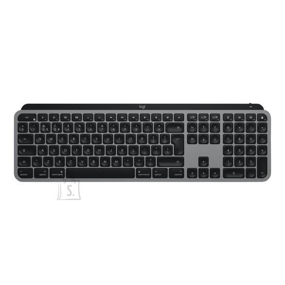 Logitech Juhtmevaba klaviatuur Logitech MX Keys for Mac (SWE)