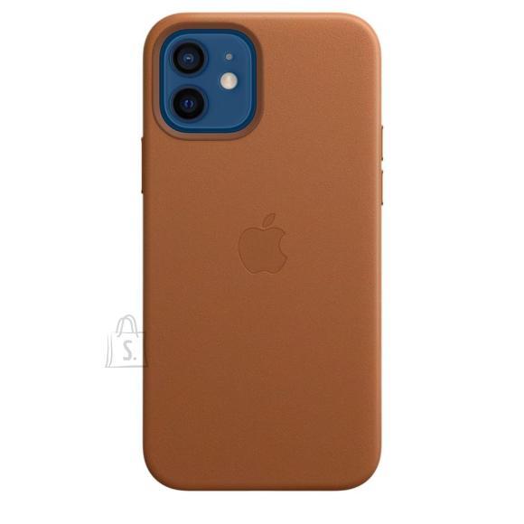 Apple Apple iPhone 12 / 12 Pro nahast ümbris MagSafe