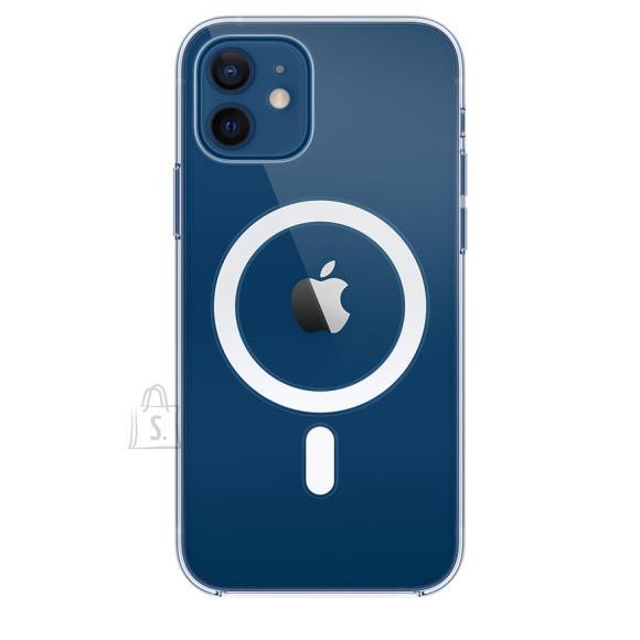 Apple Apple iPhone 12 / 12 Pro läbipaistev ümbris MagSafe