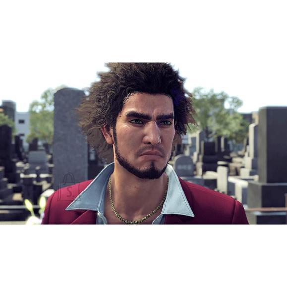 Sega PS4 mäng Yakuza: Like a Dragon