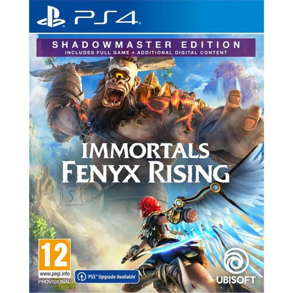 Ubisoft PS4 mäng Immortals Fenyx Rising Shadowmaster Edition