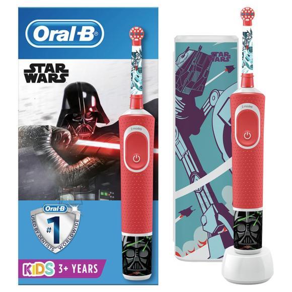 Braun Elektriline hambahari Braun Oral-B Star Wars + vutlar