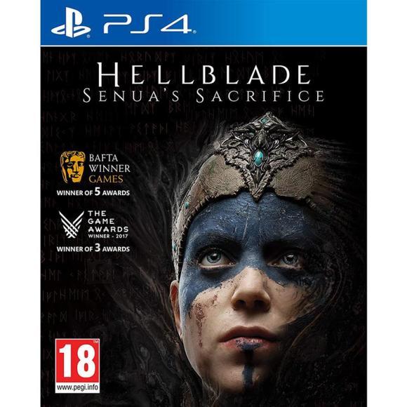PS4 mäng Hellblade: Senuas Sacrifice