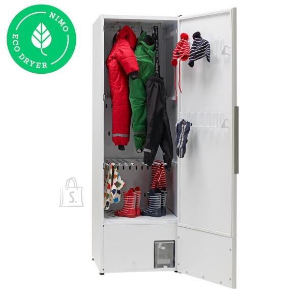 Nimo Kuivatuskapp Nimo Eco Dryer 2.0 HP Extreme (8 kg)