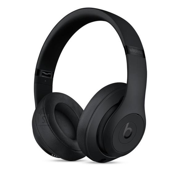 Beats Juhtmevabad kõrvaklapid Beats 3 Studio3, must