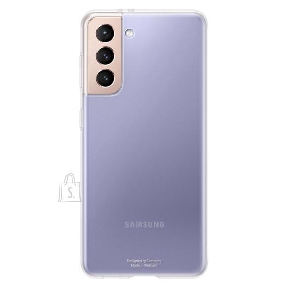 Samsung Samsung Galaxy S21 läbipaistev ümbris