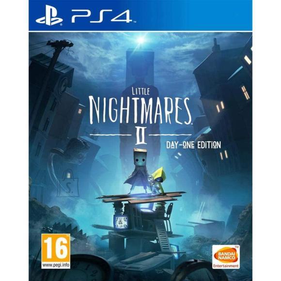 PS4 mäng Little Nightmares 2