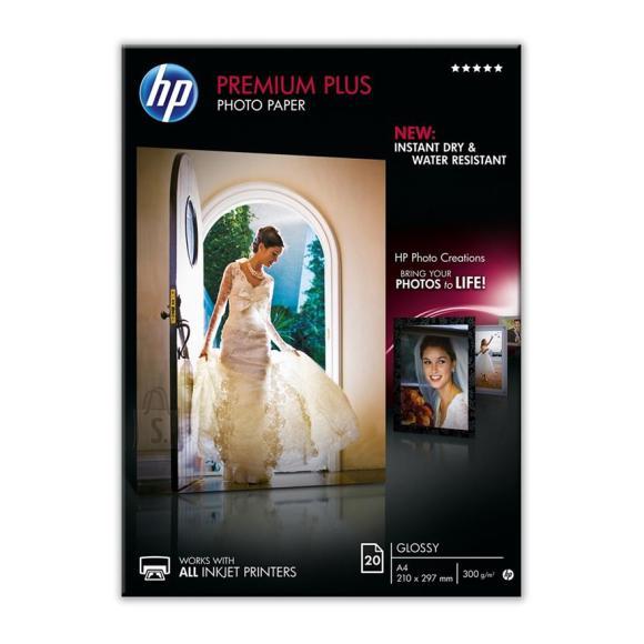 HP Fotopaber HP Premium Plus Glossy A4 (20 lehte)