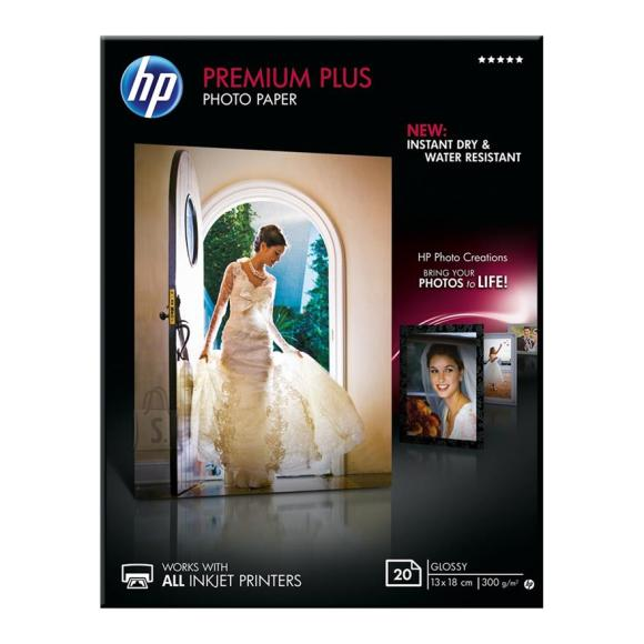 HP Fotopaber HP Premium Plus Glossy 13x18 (20 lehte)