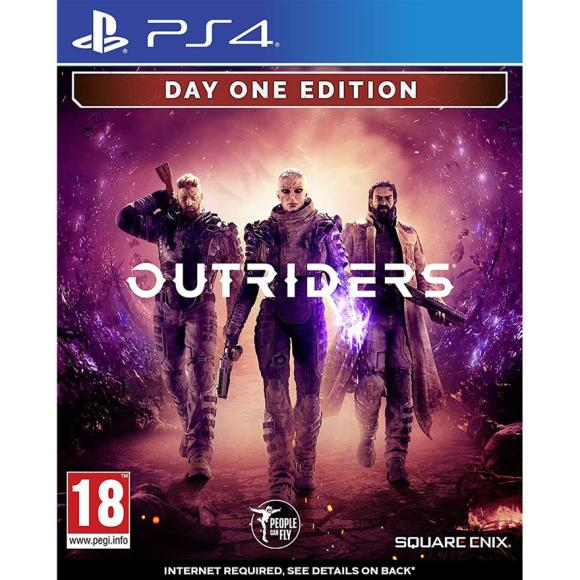 PS4 mäng Outriders Day One Edition