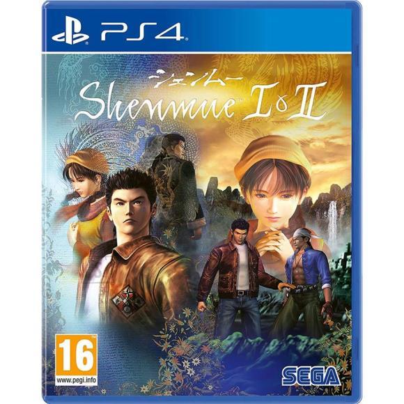 Deep Silver PS4 m??ng Shenmue III