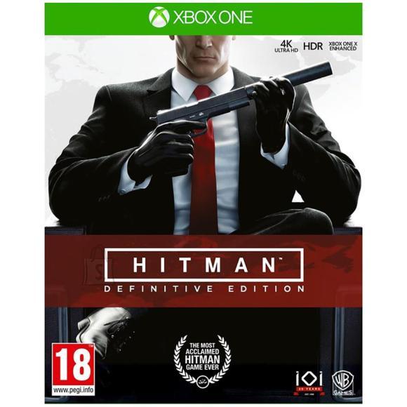 Xbox One m??ng Hitman Definitive Edition