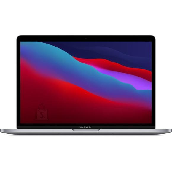 Apple <br /><br /> <br /><br /> <p><strong>T&auml;ielik Pro.</strong><br />Apple'i M1 kiip annab 13-tollisele MacBook Prole uskumatu kiiruse ja v&otilde;imsuse. Kuni 2,8 korda kiirem protsessor. Kuni 5 korda kiirem graafika. Meie k&otilde;ige arenenum Neural Engine, mis tagab kuni 11 korda kiirema masin&otilde;ppe. Ja Mac-arvutite ajaloo pikima, 20-tunnise kestvusega aku. Meie populaarseim pro-seeria s&uuml;learvuti, n&uuml;&uuml;d veelgi k&otilde;rgemal tasemel.</p><br /><br /> <br /><br /> <p><strong>V&auml;ike kiip. Hiiglaslik h&uuml;pe.</strong><br />Kohal. Meie esimene spetsiaalselt Maci jaoks loodud kiip. S&uuml;steemikiip Apple M1, kuhu on mahutatud uskumatud 16 miljardit transistorit, toob &uuml;hele pisikesele kiibile kokku protsessori, graafikakaardi, Neural Engine'i, I/O ja palju muud. Uskumatu j&otilde;udlus, erilised tehnoloogiad ning oma klassi parim energias&auml;&auml;stlikkus. M1 pole lihtsalt &uuml;ks j&auml;rjekordne Maci uuendus, see on t&auml;iesti uus tase.<br /><br /><strong>8-tuumaline protsessor V&otilde;imsuse definitsioon.<br /></strong>M1 kiibi j&otilde;ul murrab MacBook Pro kiirus- ja v&otilde;imsusrekordeid. 8-tuumaline protsessor libiseb m&auml;ngleva kergusega l&auml;bi igast keerukast t&ouml;&ouml;voost ja raskest koormusest, kuna t&ouml;&ouml;tab v&otilde;rreldes eelmise p&otilde;lvkonna mudelitega kuni 2,8 korda kiiremini2 ja uskumatult energiat&otilde;husalt.<br /><br /><strong>macOS Big Sur ja M1 on koos &uuml;liv&otilde;imsad.<br /></strong>macOS Big Sur, mis on v&auml;lja t&ouml;&ouml;tatud M1 kiibi potentsiaali rakendamiseks, annab Macile suurema j&otilde;udluse ja palju teisi eeliseid. V&otilde;imsad v&auml;rskendused rakendustele. Kaunis uus kujundus. Tipptasemel privaatsusfunktsioonid ja oma klassi parim turvalisus.<br /><br /><strong>Retina-ekraan. </strong><strong>Sa vaata pilti.<br /></strong>Kirkal Retina-ekraanil on iga kujutis h&auml;mmastavalt detailne ja t&otilde;etruu. Tekst on terav ja selge. Ere LED-taustvalgustu